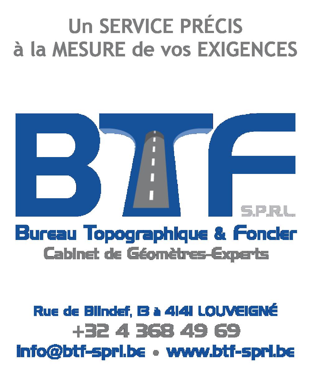 Bureau Topographique et Foncier sprl